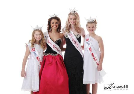 Miss Marshall County Pageant Miss Alabama Preliminary Miss